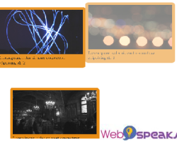 Cool Floating Image Gallery with jQuery
