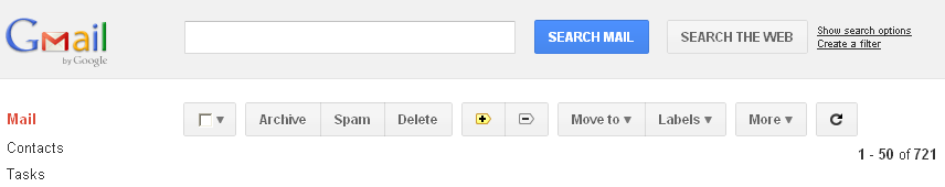 New Gmail like Floating Toolbar jQuery Plugin: v. 1.0
