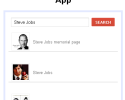 Search Google Plus Profiles using PHP and Google Plus API