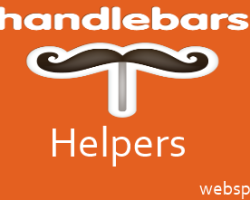 The substring Helper for Handlebar Templates