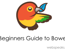 Getting started With Bower – Frontend Package Manager