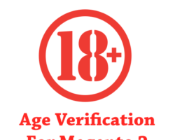 Age Verification Extension for Magento 2