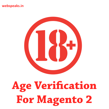 Magento 2 Age Verification