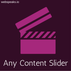 Any Content Slider For Magento 2